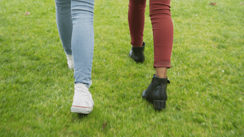 people-walking-on-grass